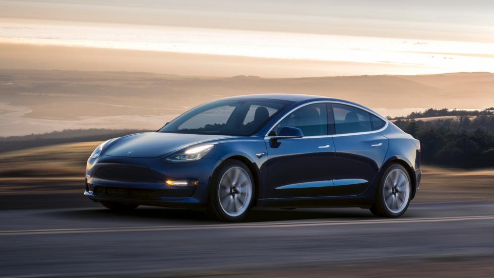 Tesla Model 3 '2017–н.в.