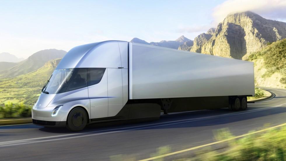 Tesla Semi '2018