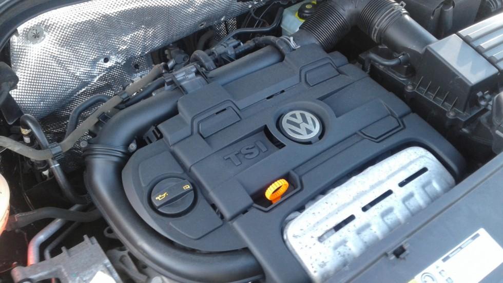 Volkswagen Tiguan двигатель
