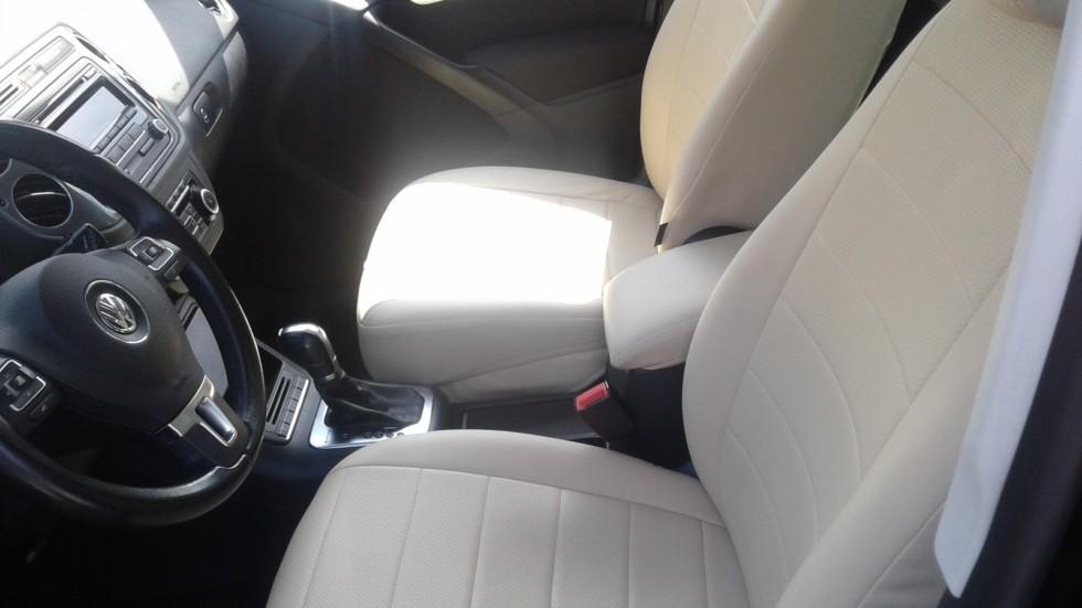 Volkswagen Tiguan передние сидения