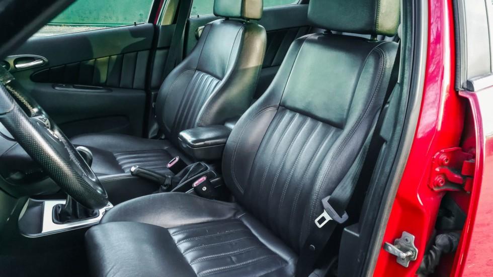 alfa romeo 156 передние сидения