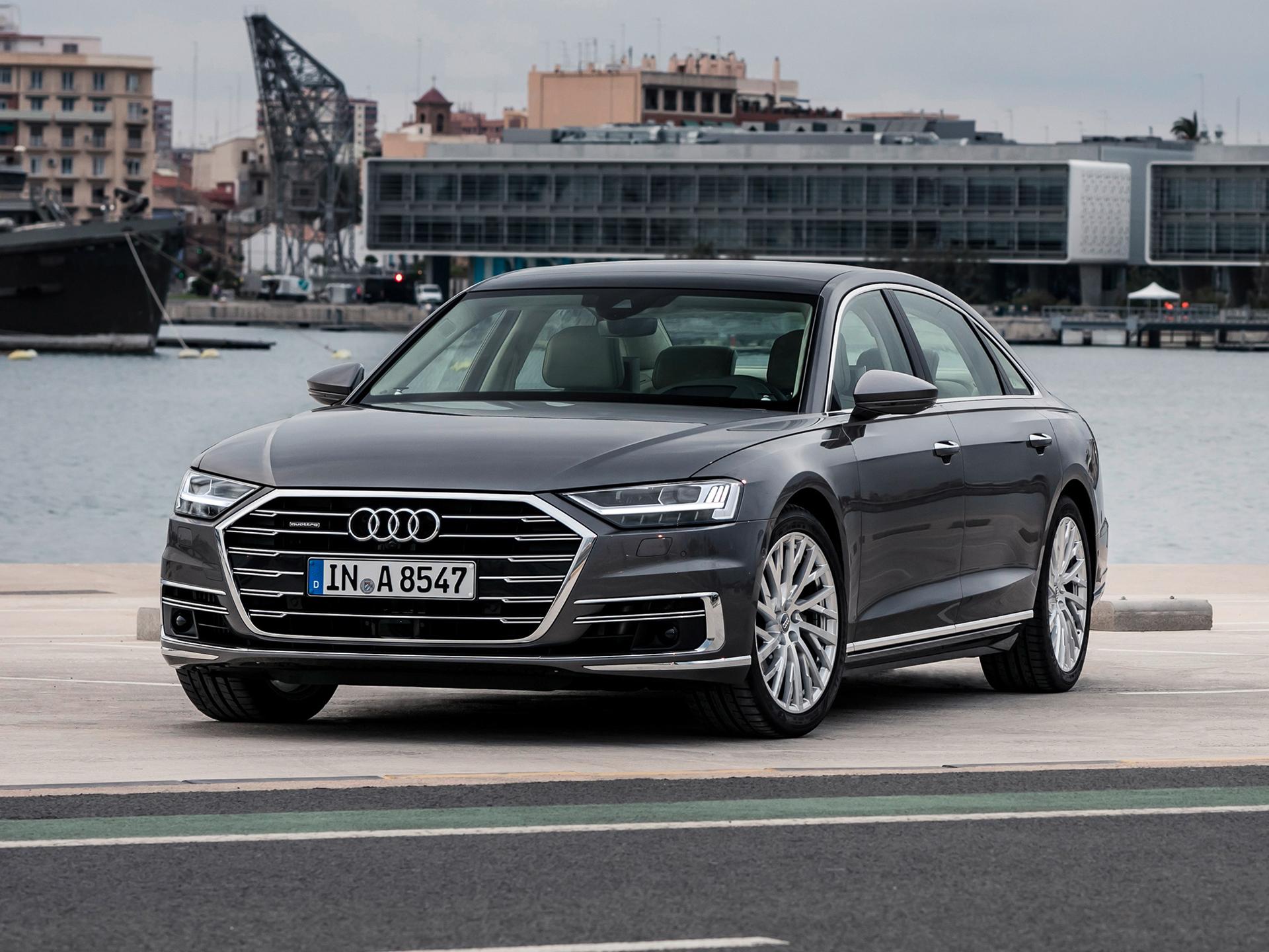 Закупку Audi A8 для руководителя авиаконцерна «Ил» отменили