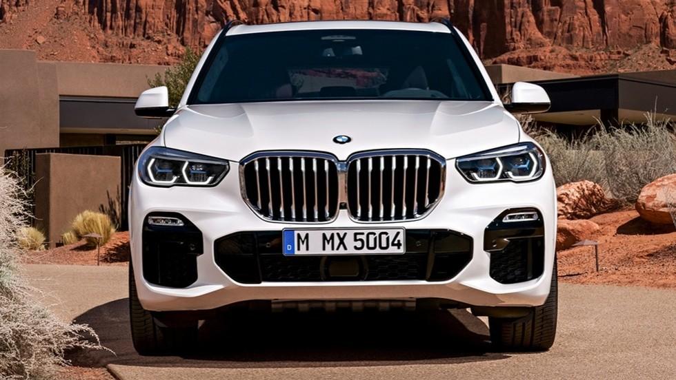 Рассекречен новый BMW X5