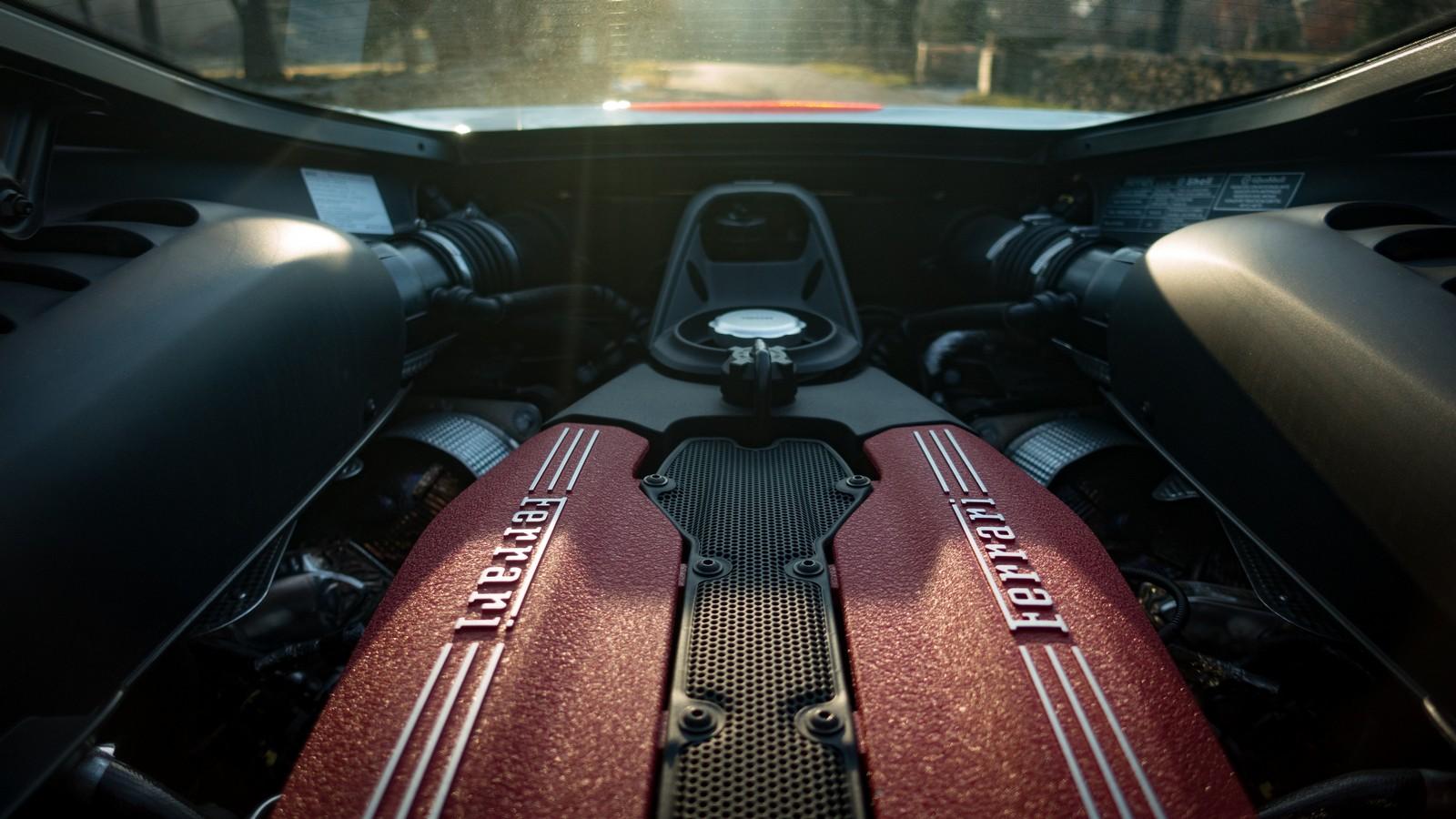«Двигателем года» в 3-й раз подряд назван V8 от Феррари