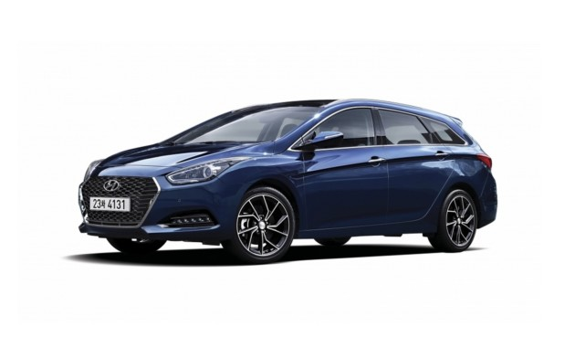 Представлены обновленные седан и универсал Hyundai i40
