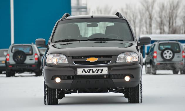 Шевроле Niva подорожает из-за «внешних факторов»— Цены