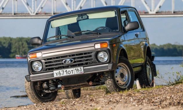 «АвтоВАЗ» отозвал практически  39 тыс. Лада  4х4 из-за сложностей  спроводкой