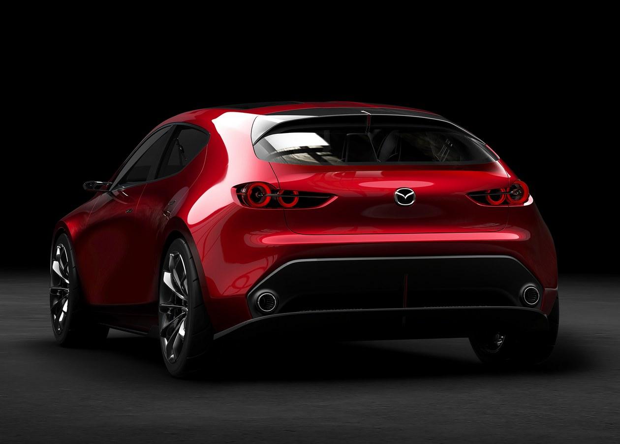 Новая Mazda3 может дебютировать осенью - Колеса.ру