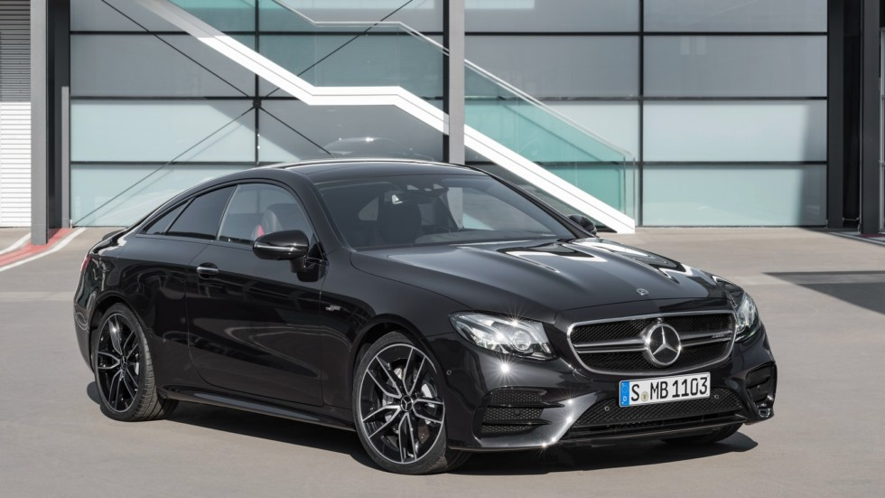 Mercedes-AMG E 53 Coupe 4MATIC+