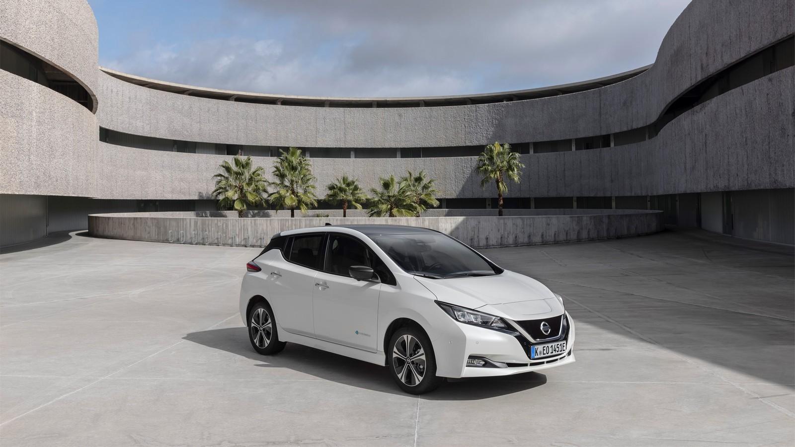 В РФ вдвое увеличились продажи новых электромобилей