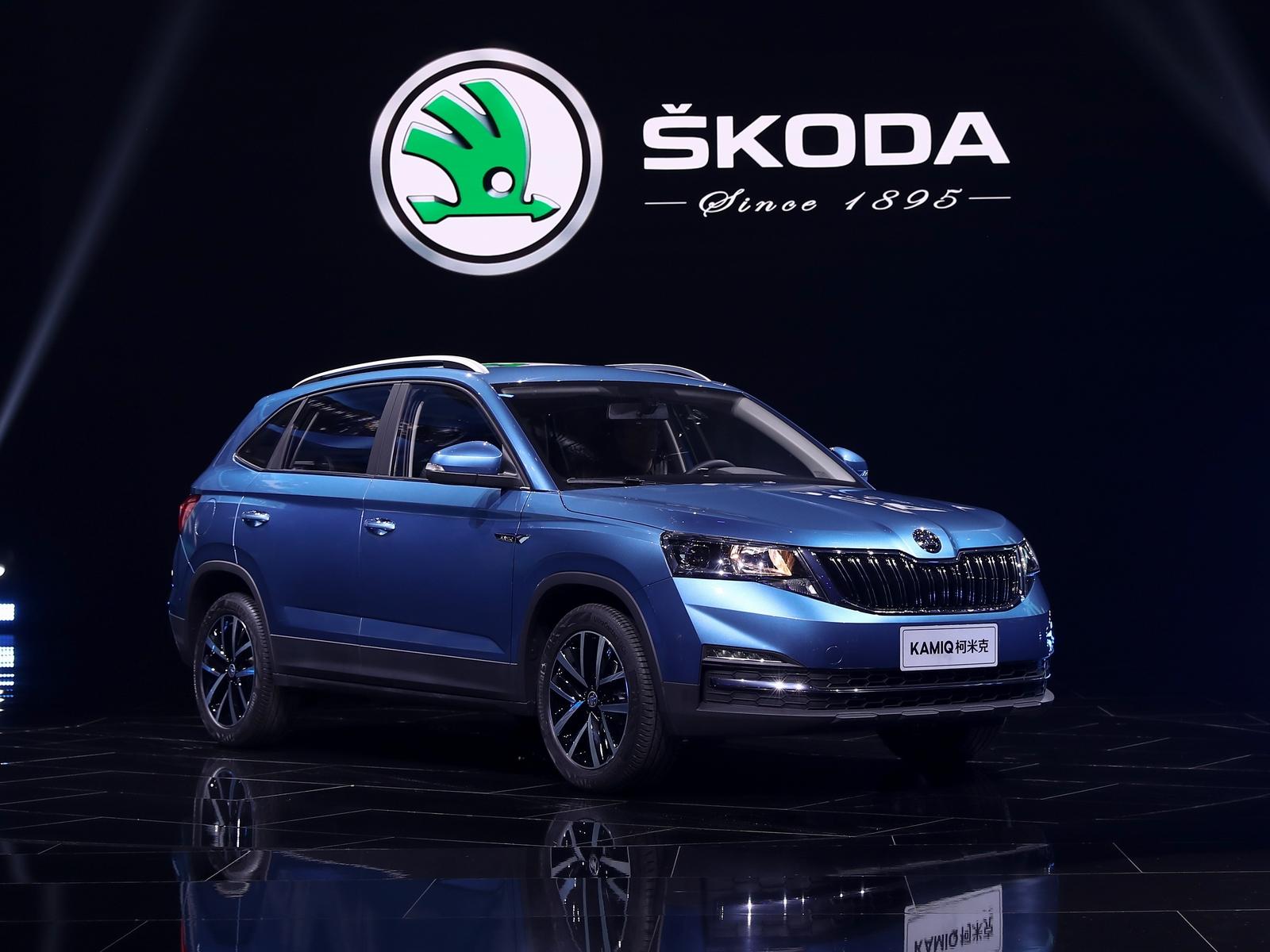 Новый кроссовер Skoda Kamiq оказался дешевле Hyundai Creta