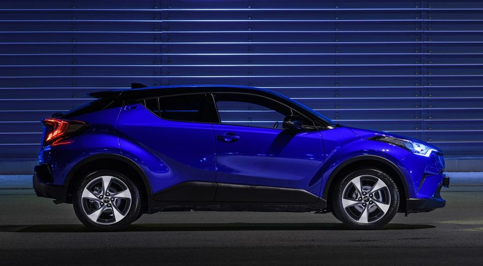 В Российской Федерации стартовали продажи давно ожидаемой Тойота