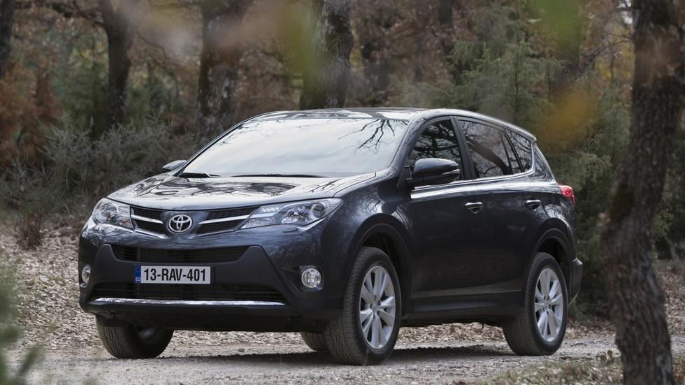Названы самые популярные SUV российского рынка с пробегом