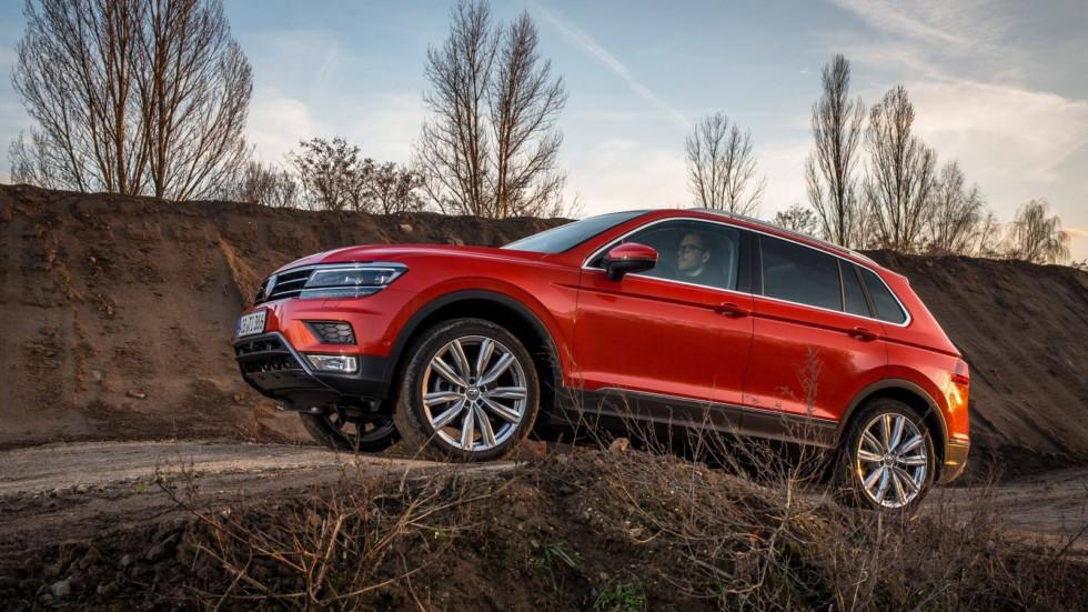 Доля SUV на московском рынке превысила 50%