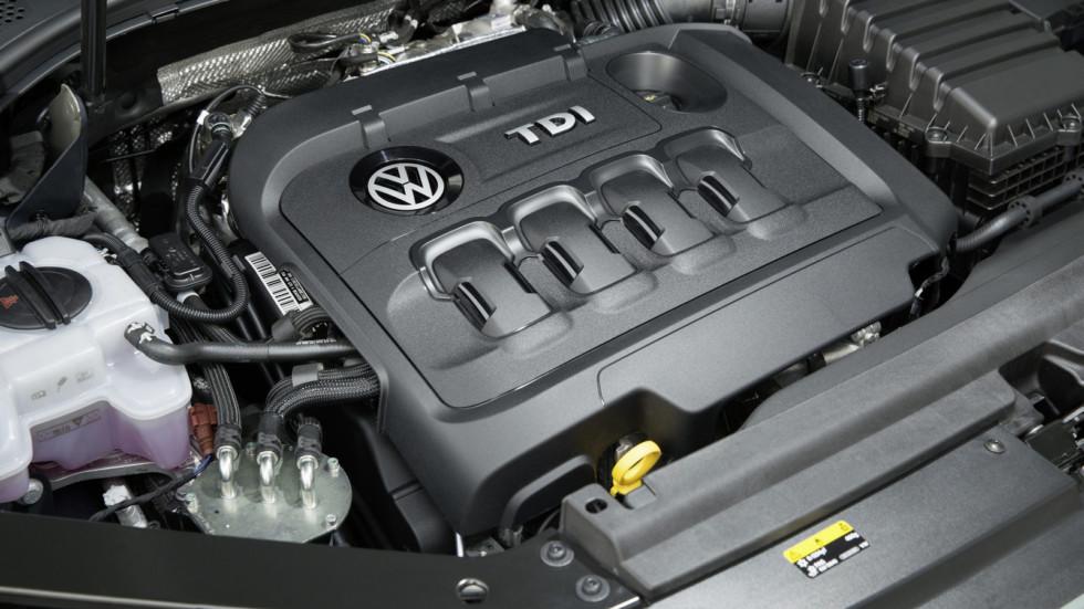 Двигатель Volkswagen Tiguan