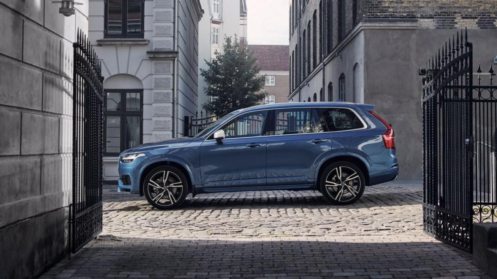 Volvo XC90 текущего поколения