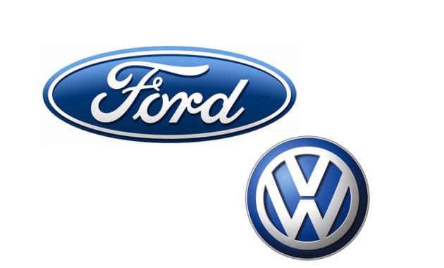 Концерны VW и Форд займутся совместной разработкой авто