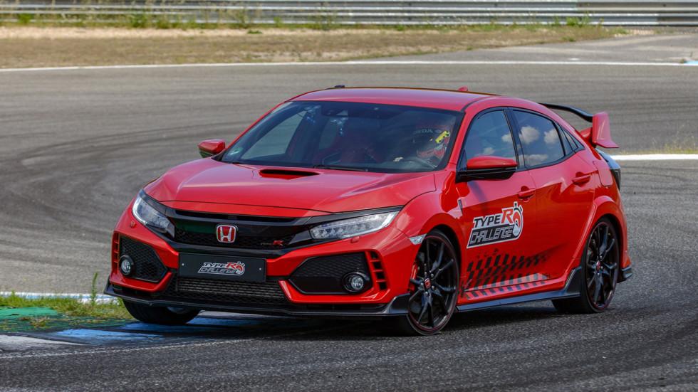 Honda Civic Type R sets new lap record at Estoril circuit in Por