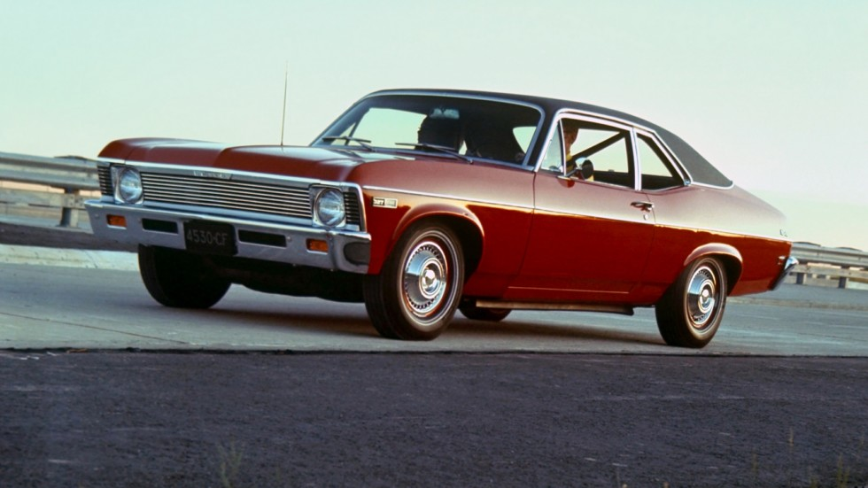 1968 Chevrolet Chevy II Nova Coupe