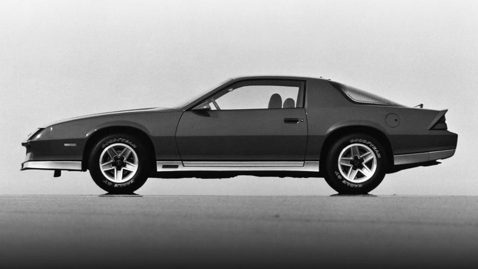 1982–84 Chevrolet Camaro Z28