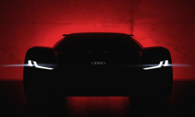 30Июл Audi опубликовала первое