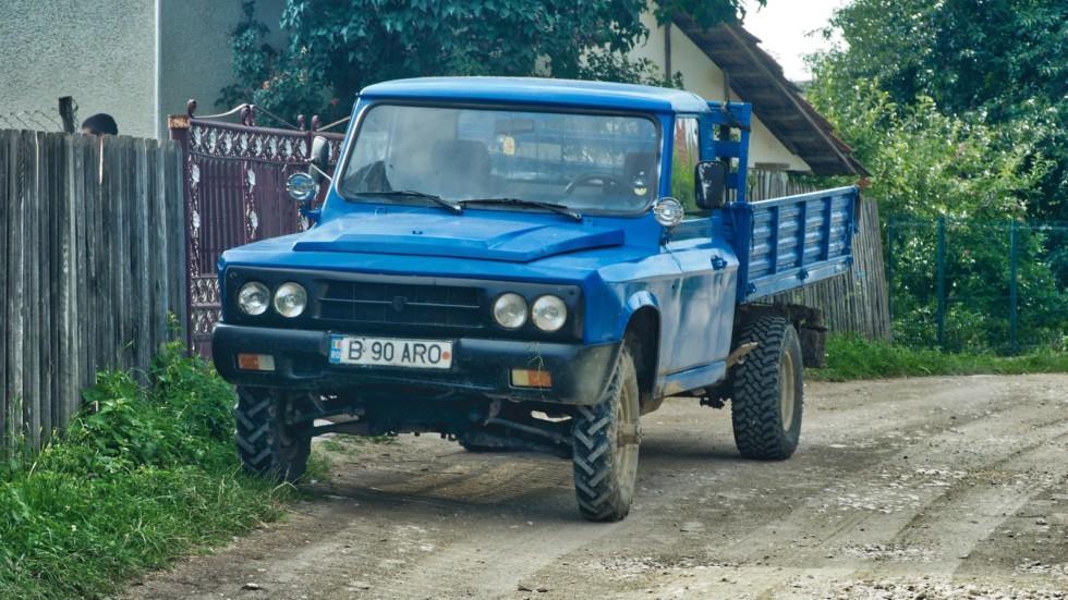 ARO грузовик