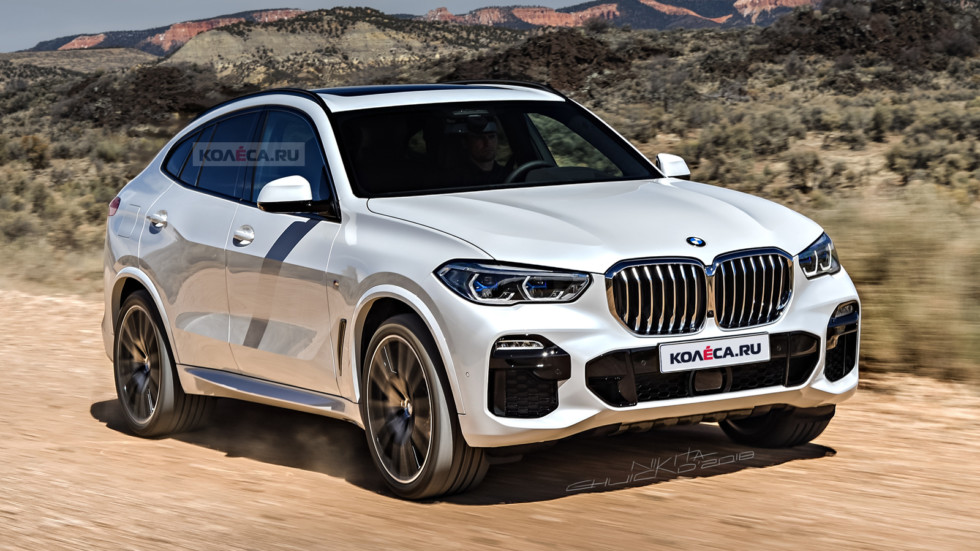 BMW X6 front2