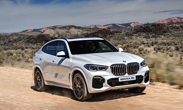 29ИюлНовый BMW X6 первые изображения