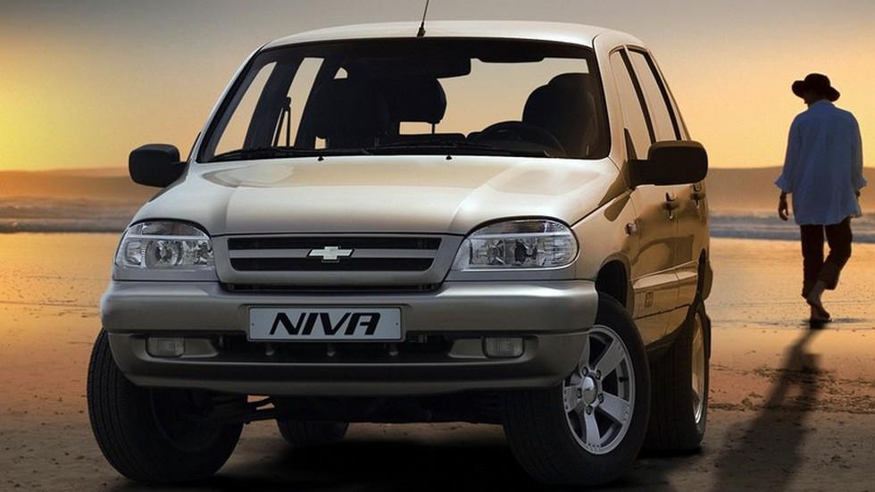 Chevrolet Niva '09.2002–04.2009чы