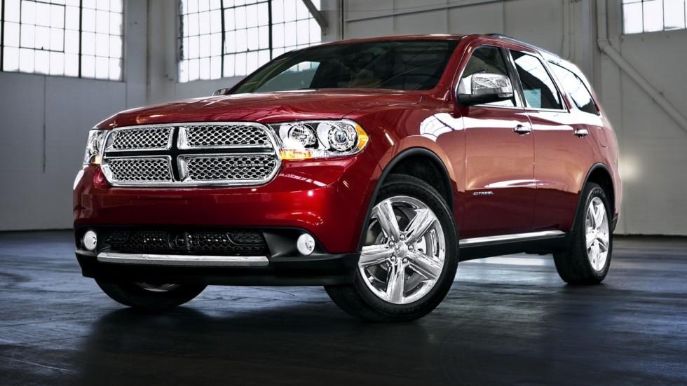 Dodge Durango '2010–13