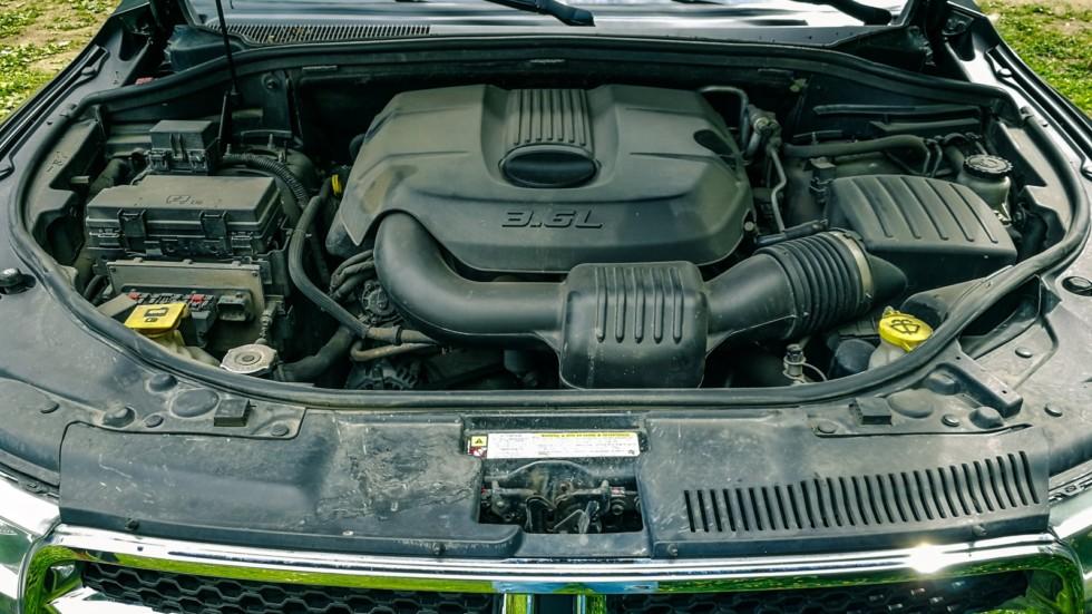 Dodge Durango III двигатель