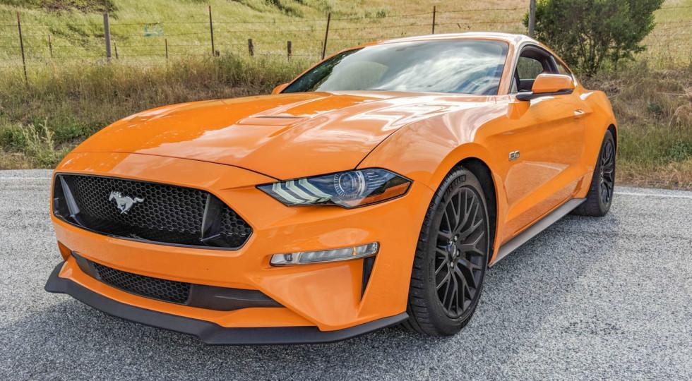 Раньше будет лучше: тест-драйв Ford Mustang GT