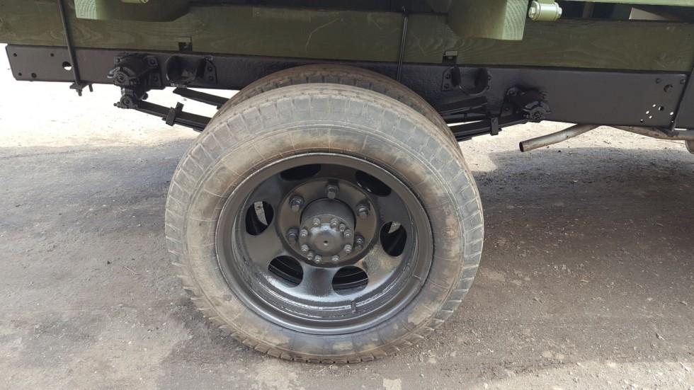 ГАЗ-АА колесо