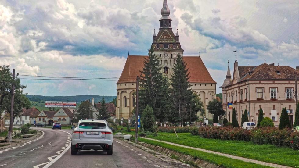 Jaguar Румыния
