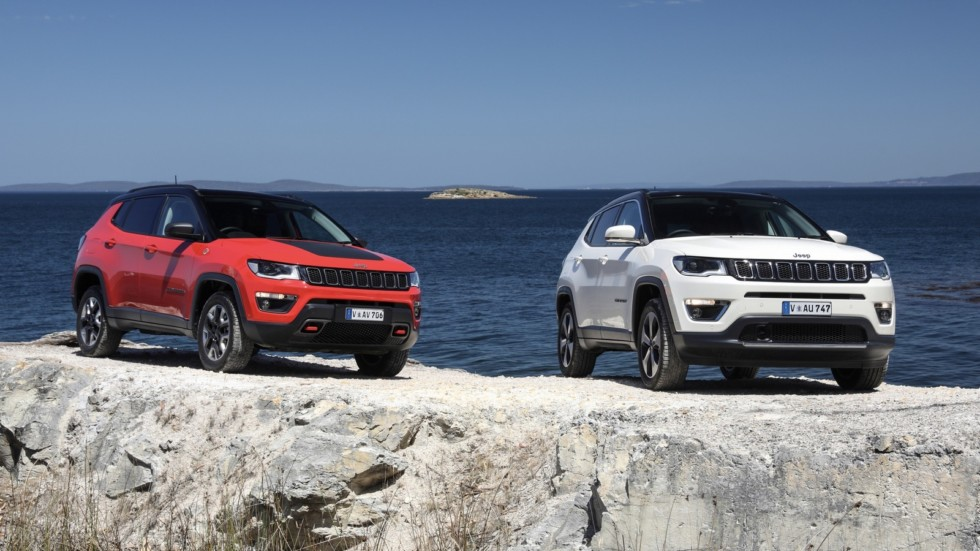 Jeep Compass (MP) '2016–н.в