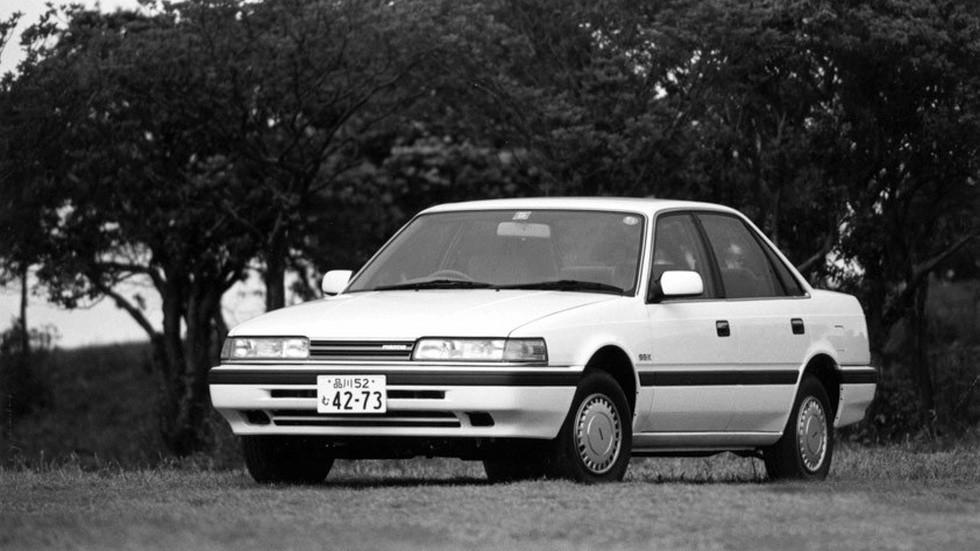 Mazda Capella (GD) '06.1987–05.1992
