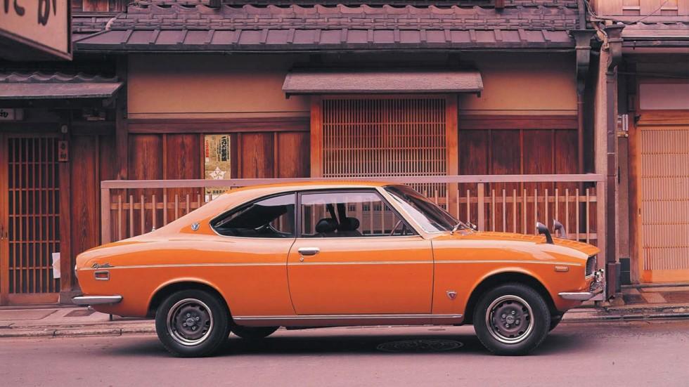 Mazda Capella Rotary Coupe (S122A) '1971–74