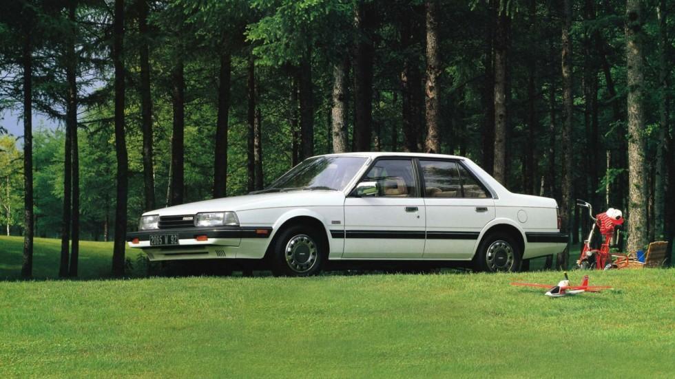 Mazda Capella Sedan '09.1982–87