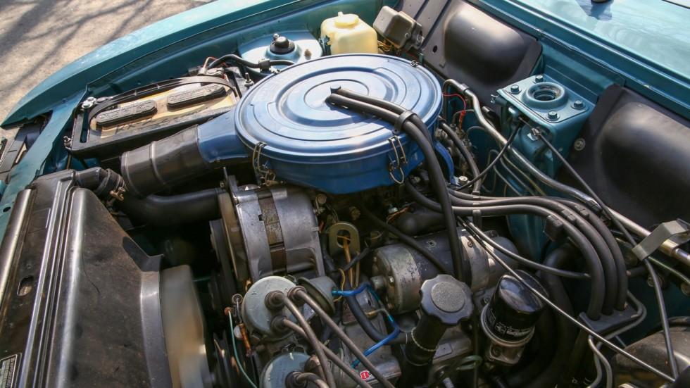 Mazda RX-2 двигатель