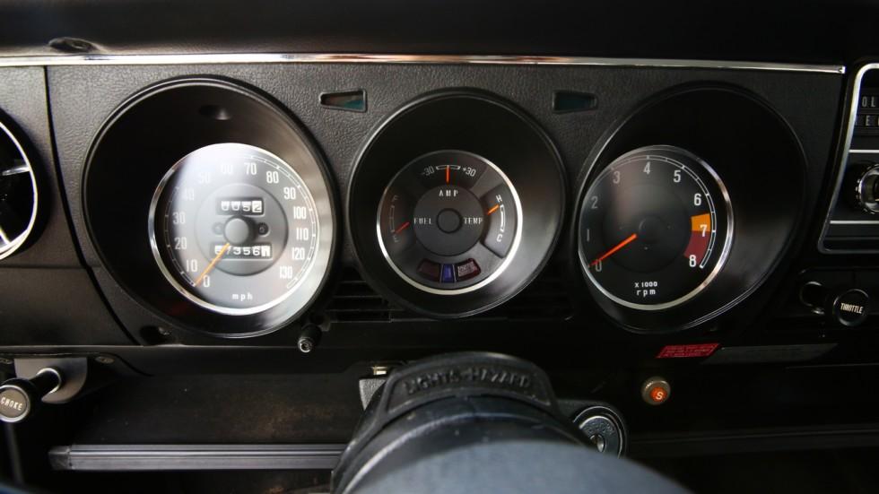 Mazda RX-2 приборы