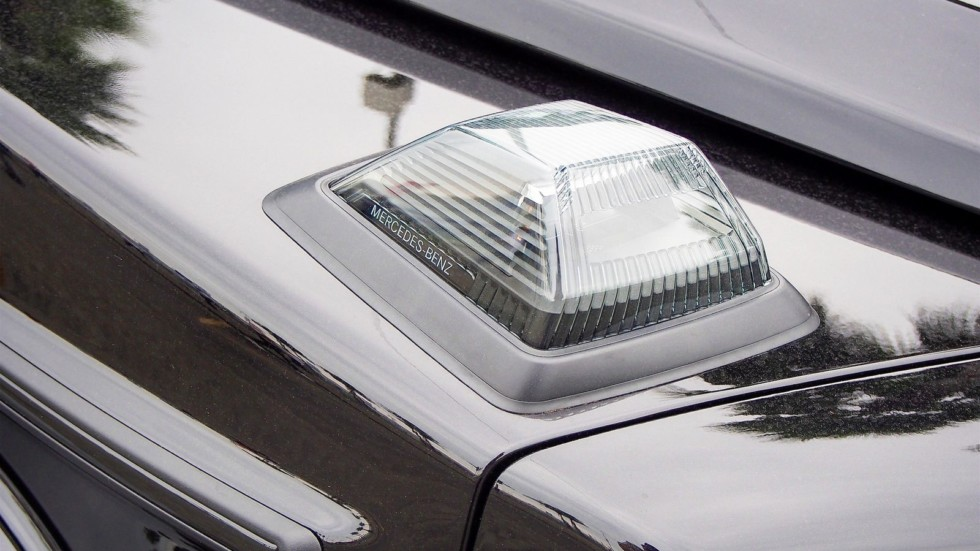 Mercedes-Benz G-Klasse поворотник