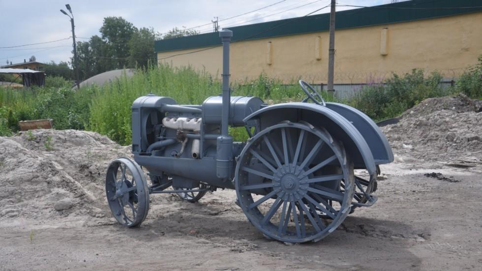 СТЗ-1 «Сталинец»
