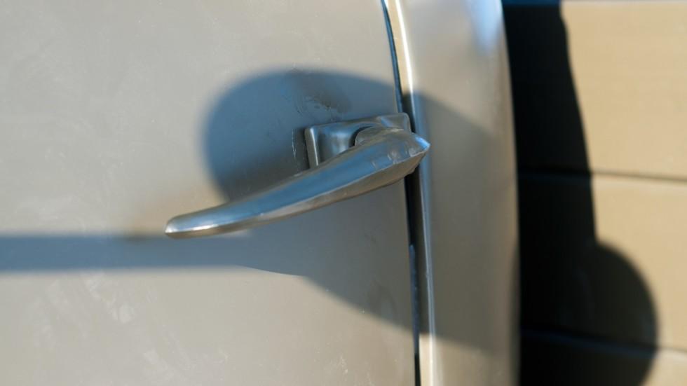 Studebaker US6 дверная ручка