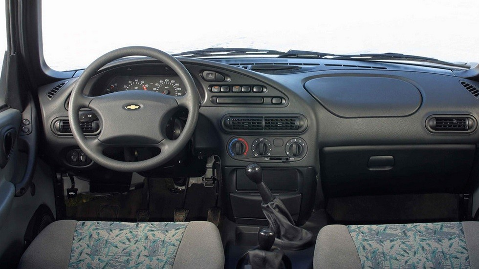 Торпедо Chevrolet Niva '2002–2009