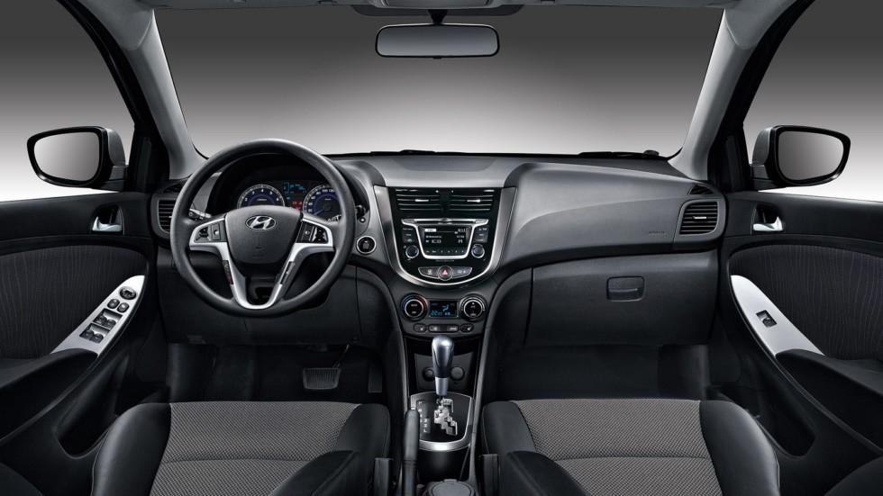 Торпедо Hyundai Solaris (RB) '2014–17