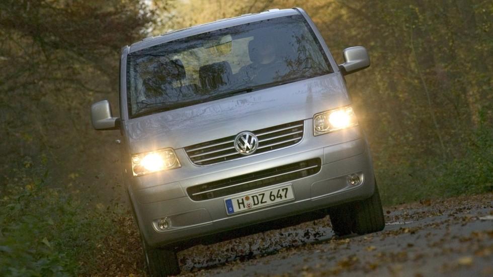 Volkswagen Caravelle (T5) '2003–09