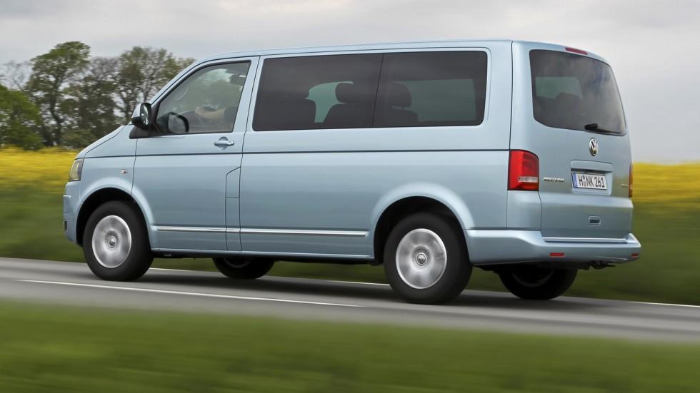 Volkswagen Multivan BlueMotion (T5) '2011–15ч