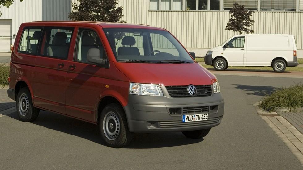 Volkswagen T5 '2003–15