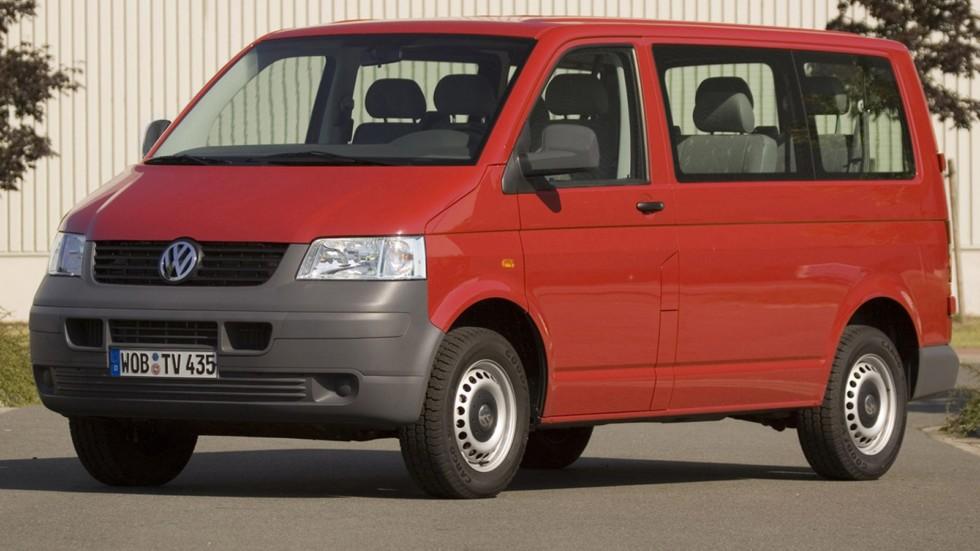 Volkswagen Transporter (T5) '2003–09
