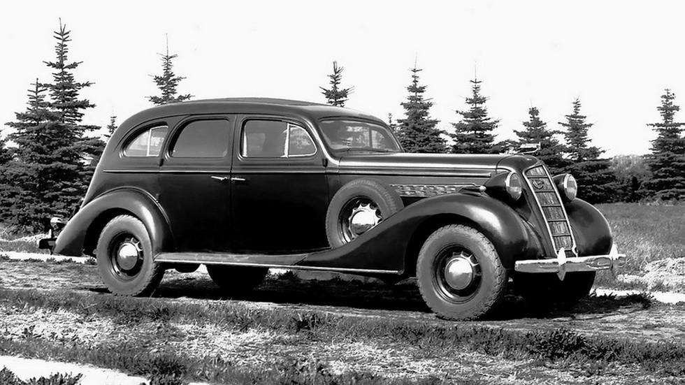 ЗиС-101 '11.1936–39
